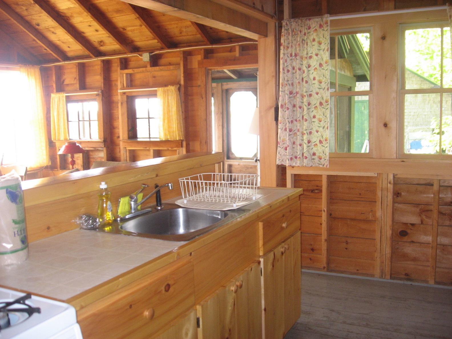 Spruces: Kitchen