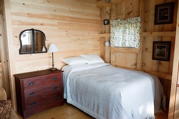 Acorn: Bedroom