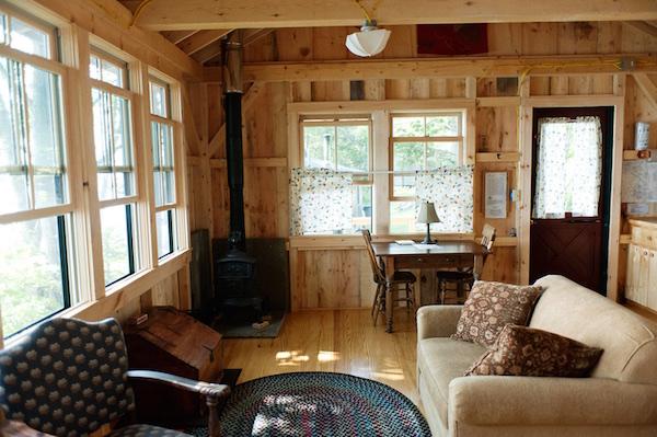 Acorn: Living Room