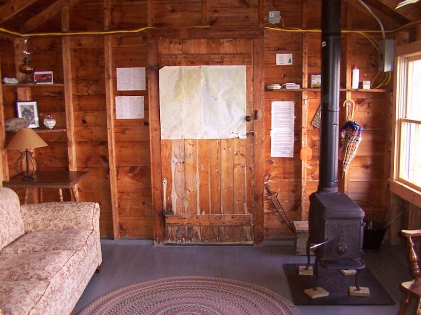 Foxden: Living Room