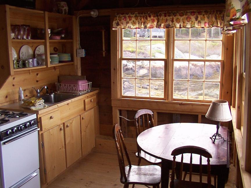 Gull's Roost: Kitchen
